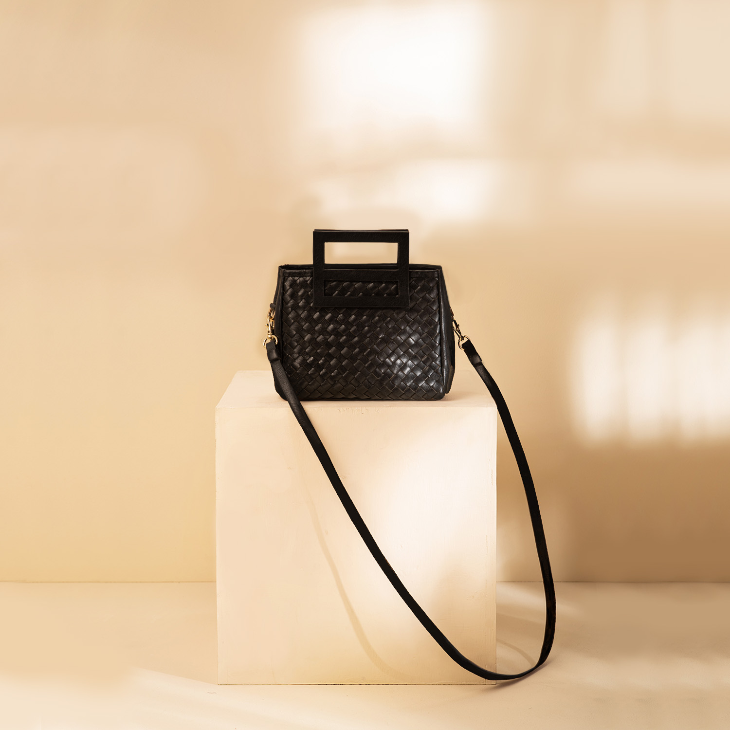 The Mat Mini Bag - Coal