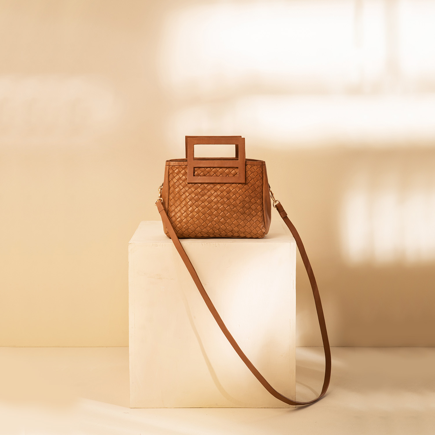 The Mat Mini Bag - Sand