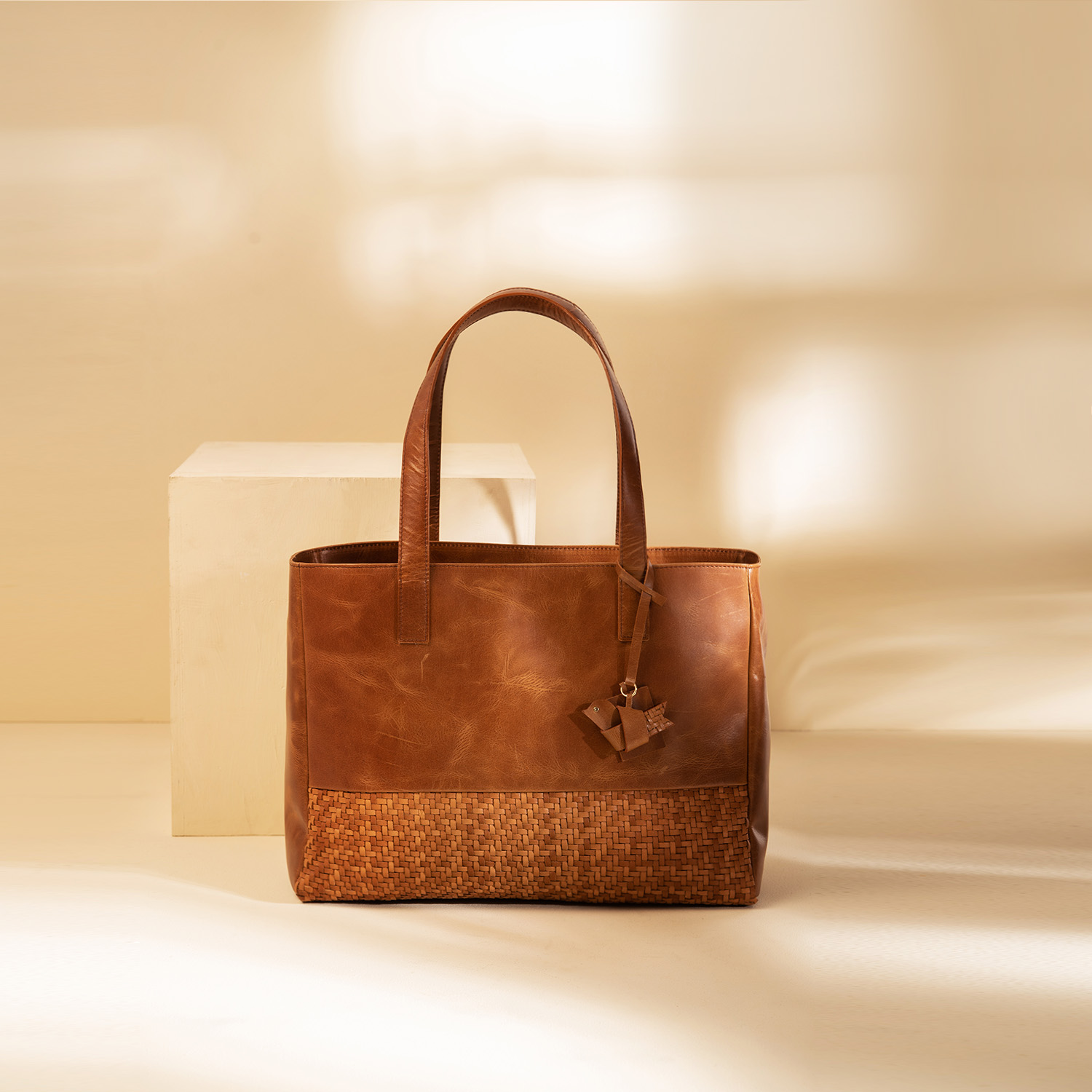 The All-Day Tote - Caramel