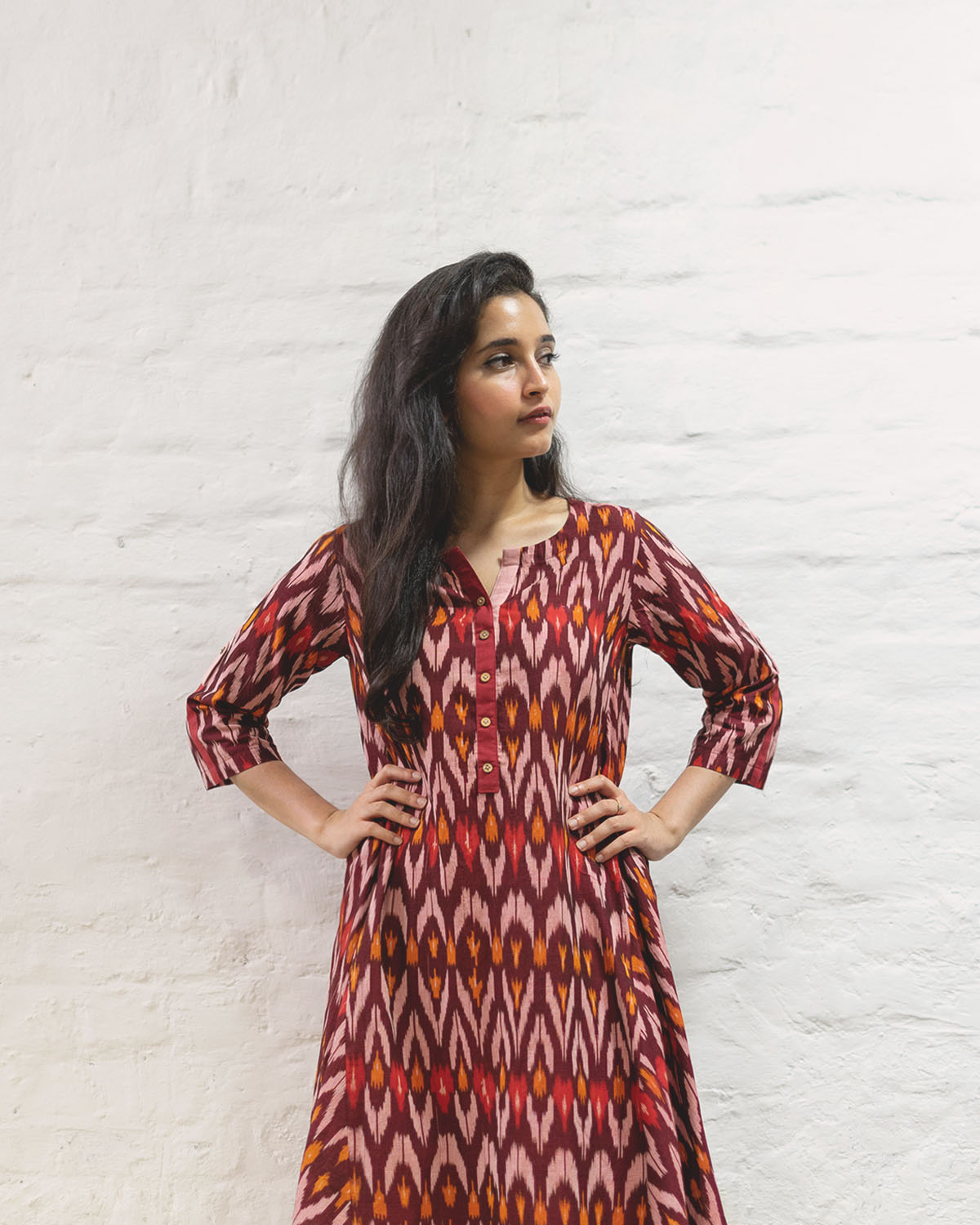 catalog/AA-Summer Musings/burgundy Ikat 4.jpg