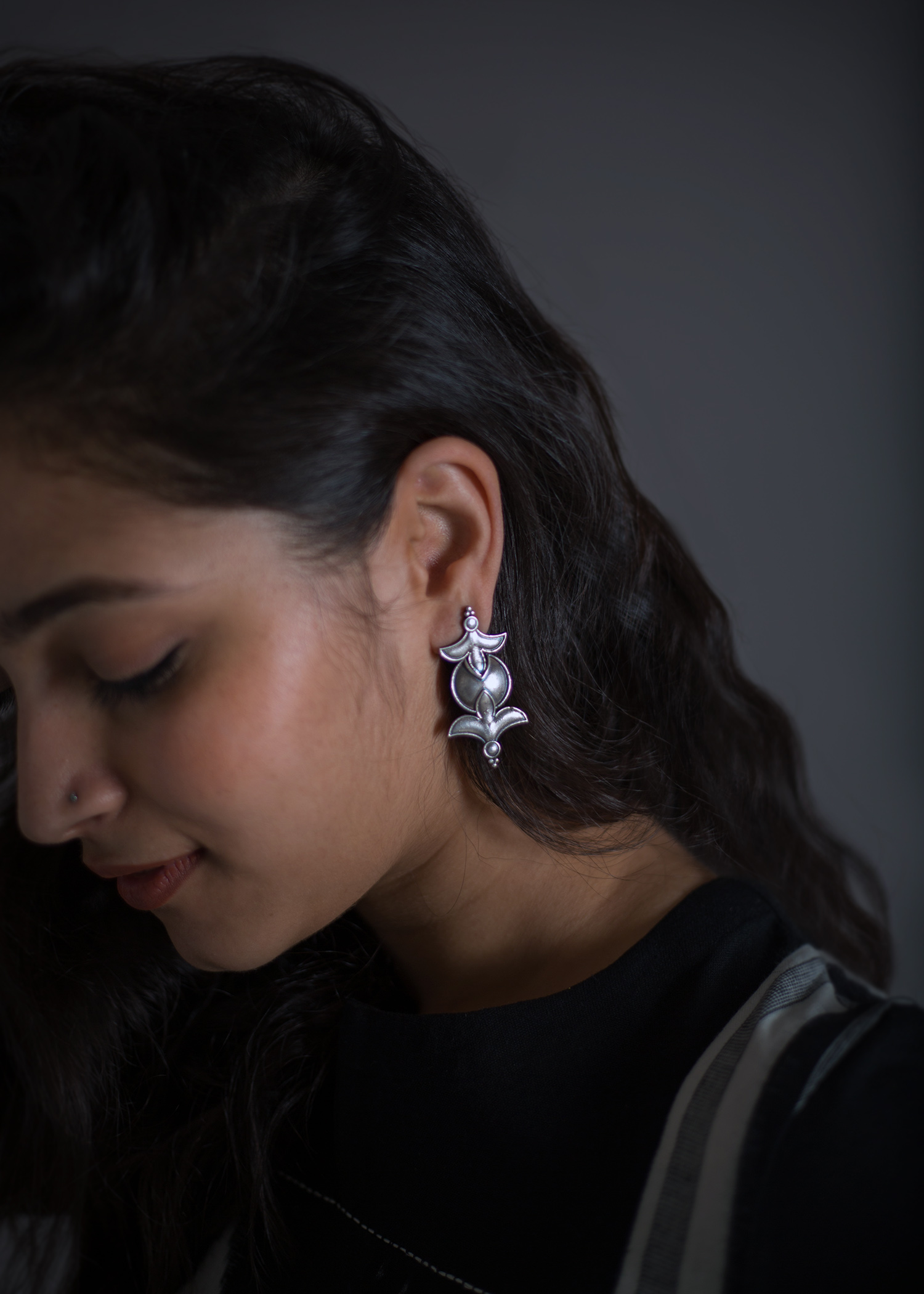 The Sarnath Earrings