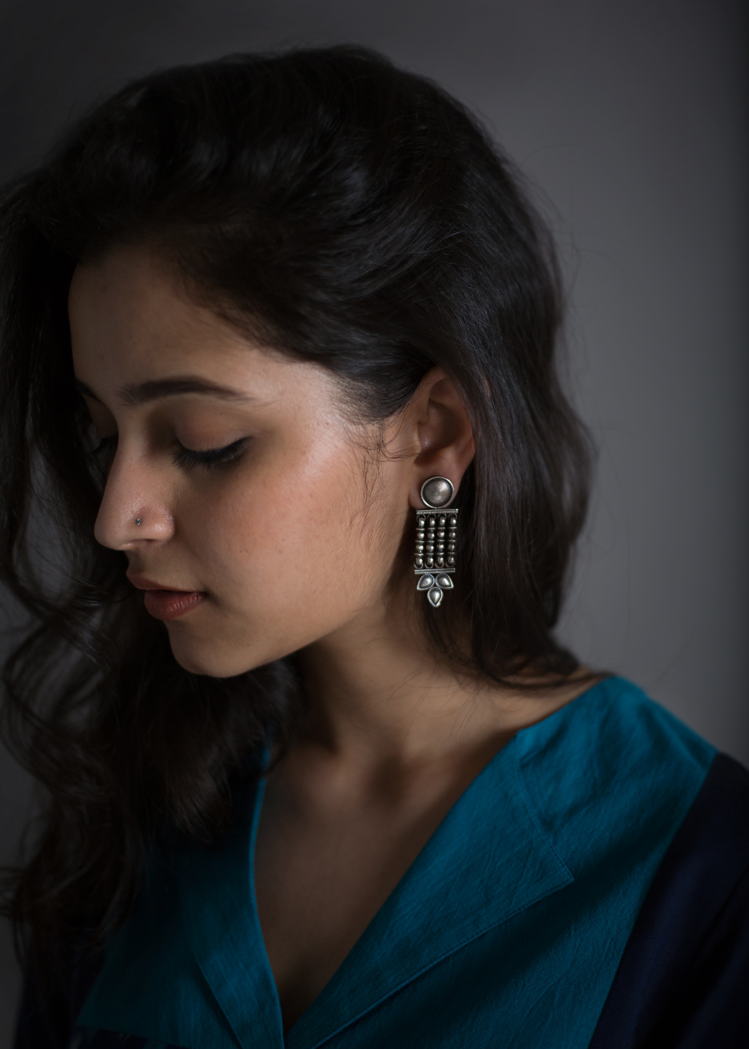 The Nalanda Earrings