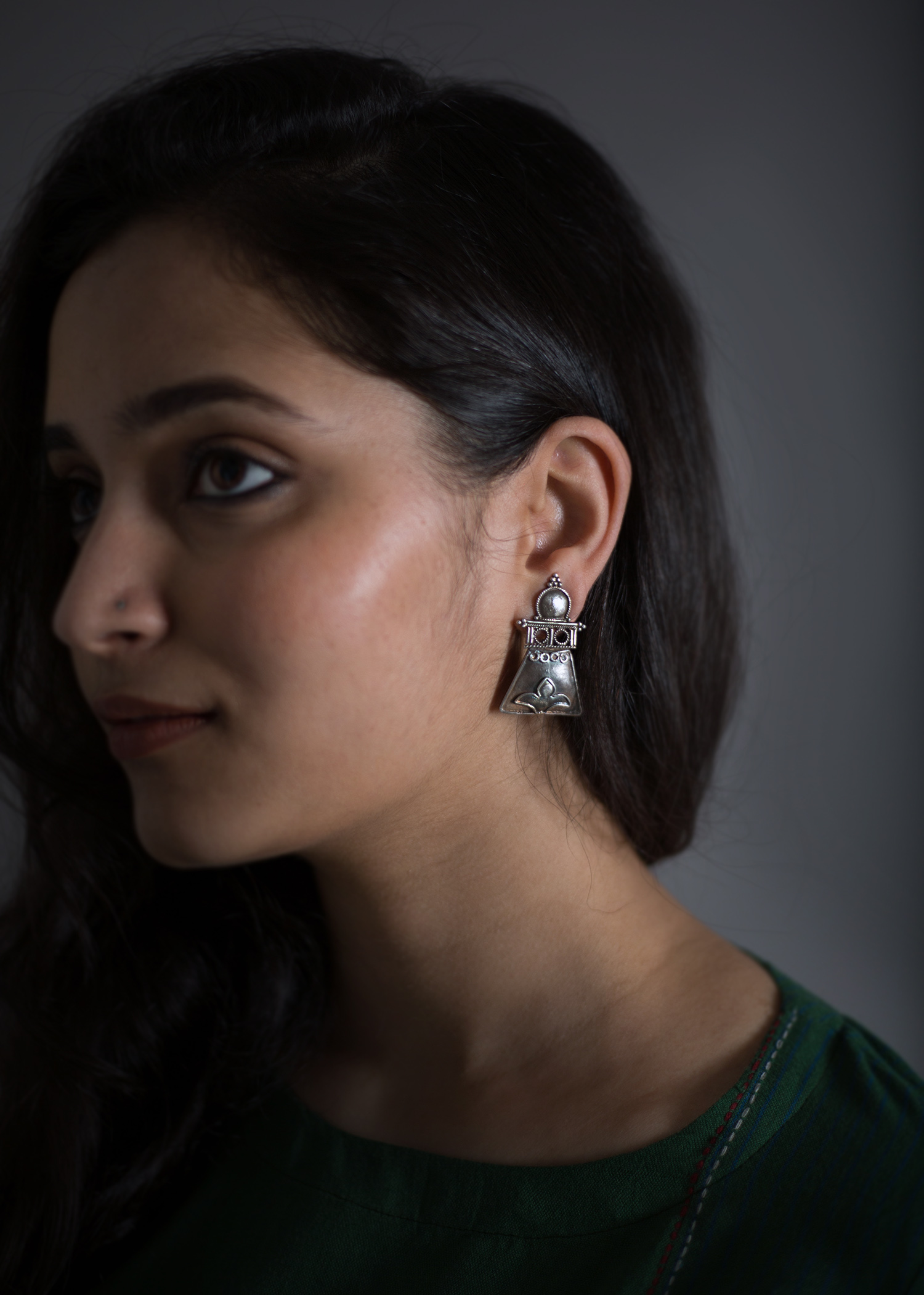 The Harappa Earrings