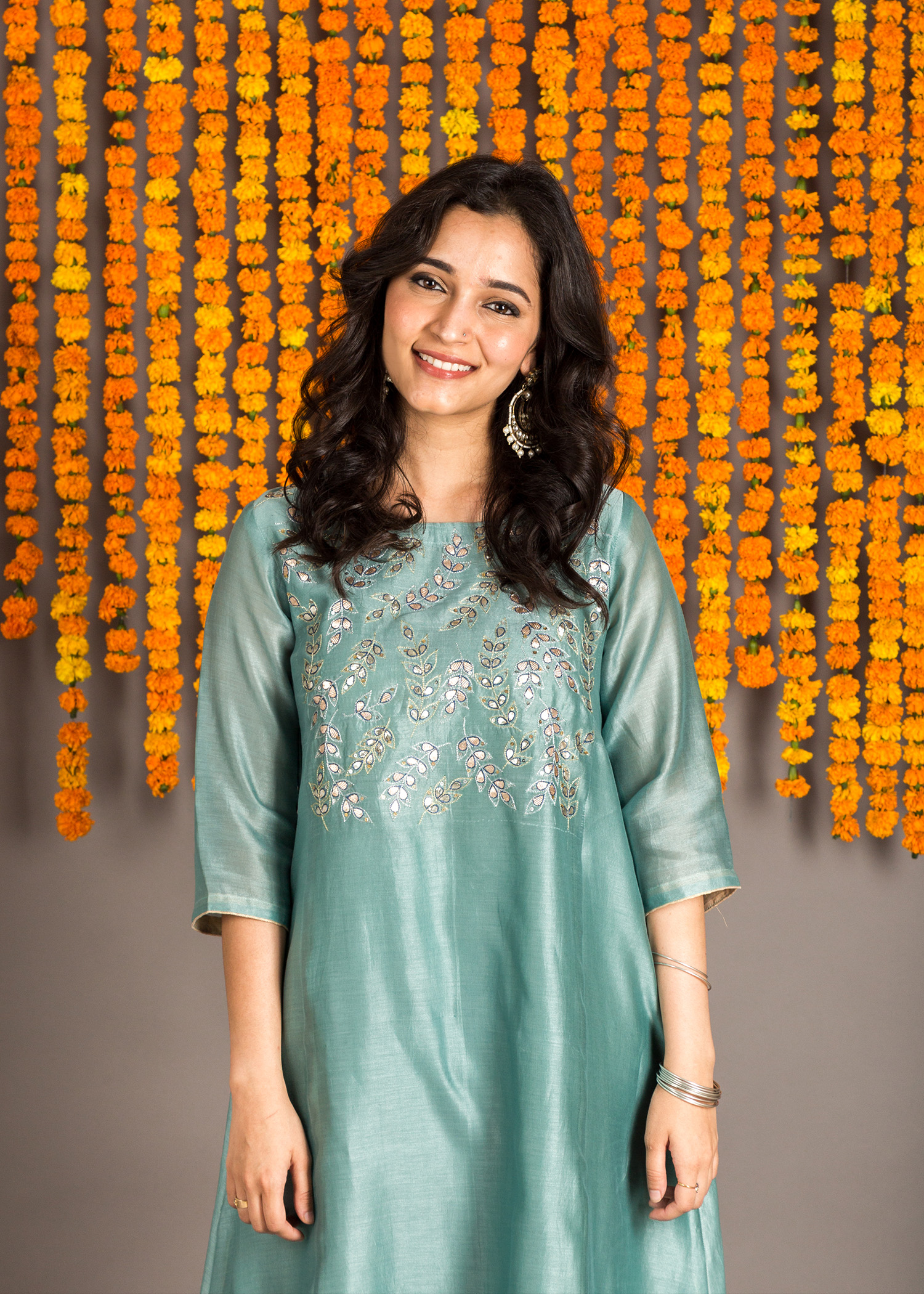 catalog/Festive 2018/blue chanderi closeup.jpg